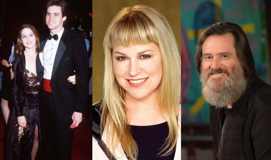 10+ Celebrity Wives Yo... Jim Carrey