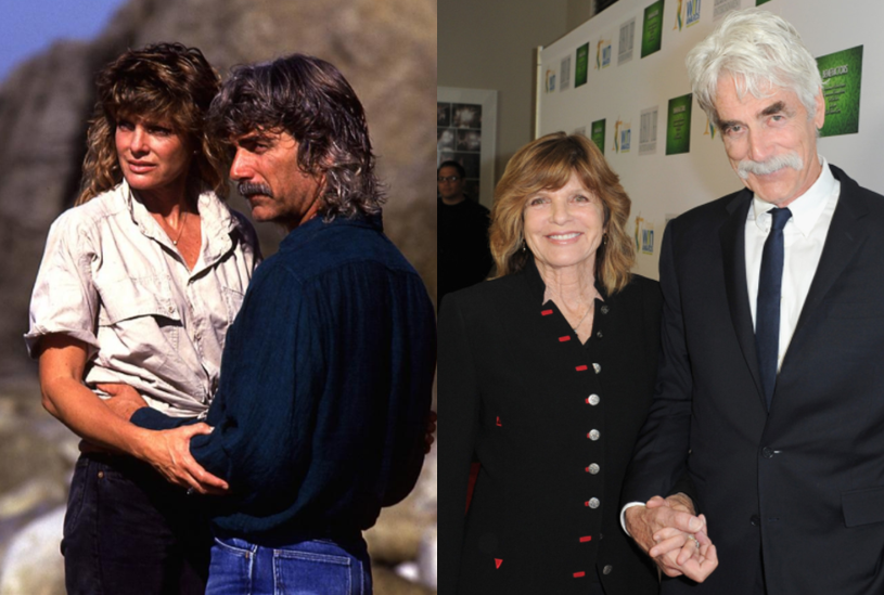 10 celebrity wives you probably forgot about page 64 of for How old is katherine ross and sam elliott