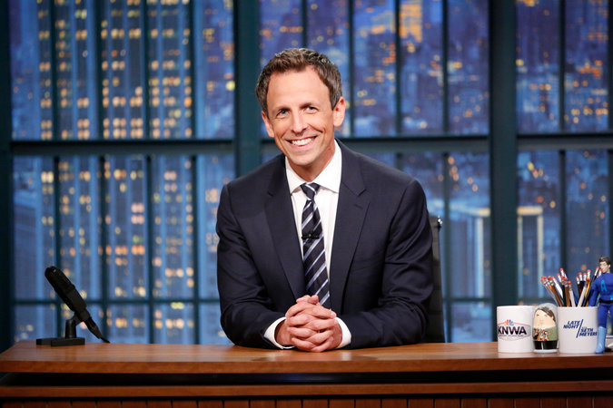 Seth Meyers – 10 Million