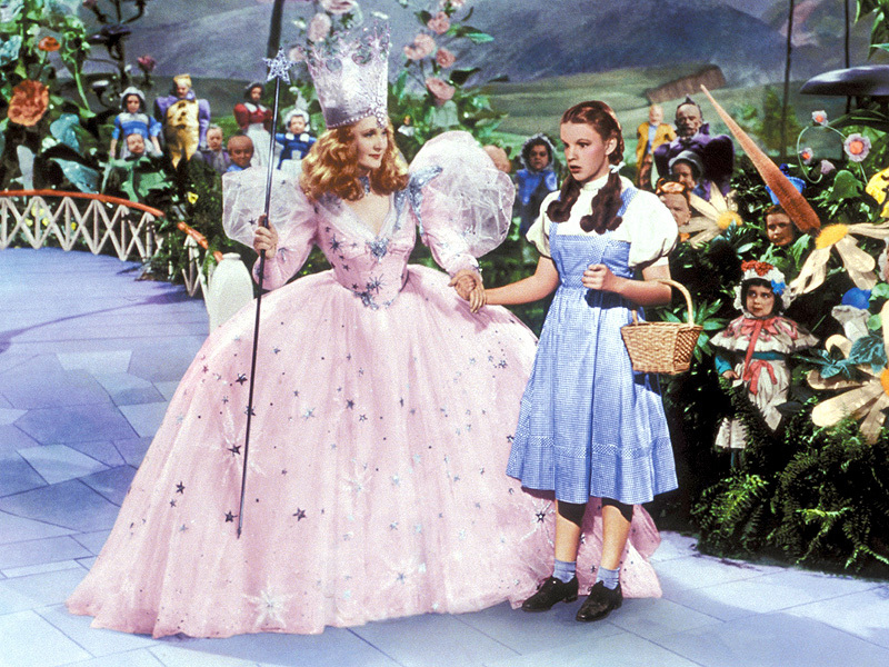 Dorothys Dress Wasnt Blue