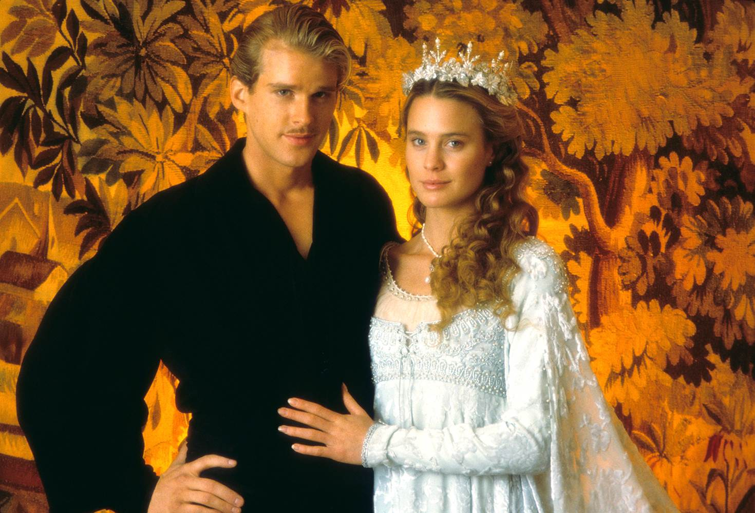 Westley And Buttercup The Princess Bride