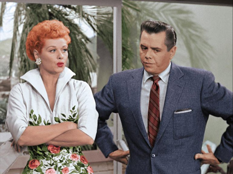 We 39 ve got some 39 splaining to do about 39 i love lucy 39 page for How tall was lucille ball and desi arnaz