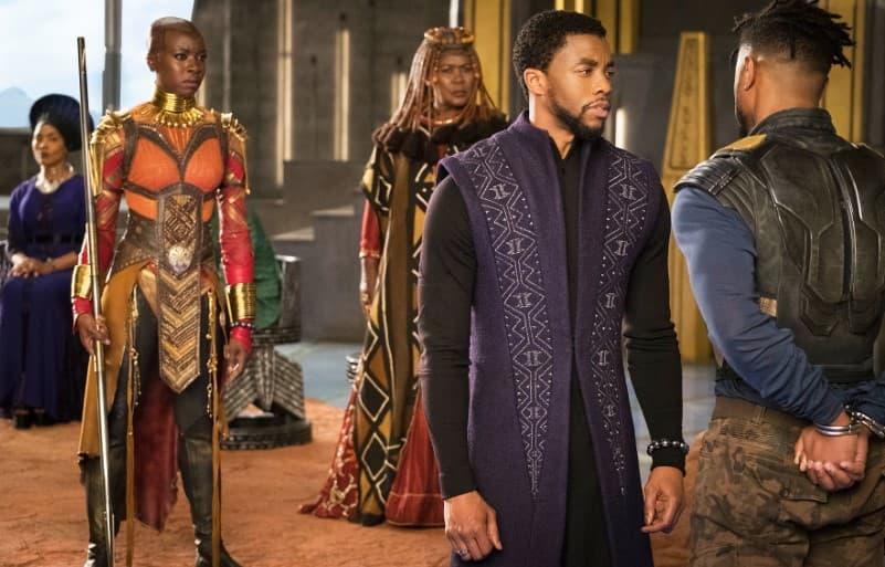 Black Panther A New Superhero