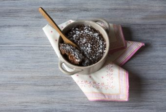 Microwave Nutella Mug Brownie You Can Make In Your Dorm